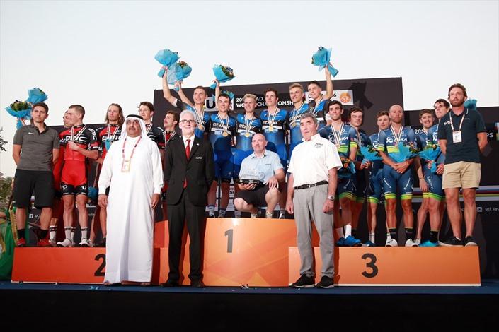 هولندا تفوز ببطولة العالم للدراجات الهوائية بقطر - 04- هولندا تفوز ببطولة العالم للدراجات الهوائية ب