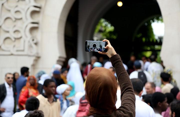 الحجاب في فرنسا- جيتي