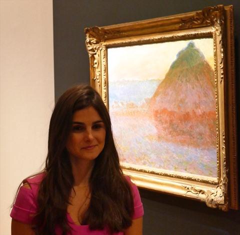 لوحة للرسام كلود مونيه تباع بـ 81 مليون دولار - 01- لوحة للرسام كلود مونيه تباع بـ 81 مليون دولار -