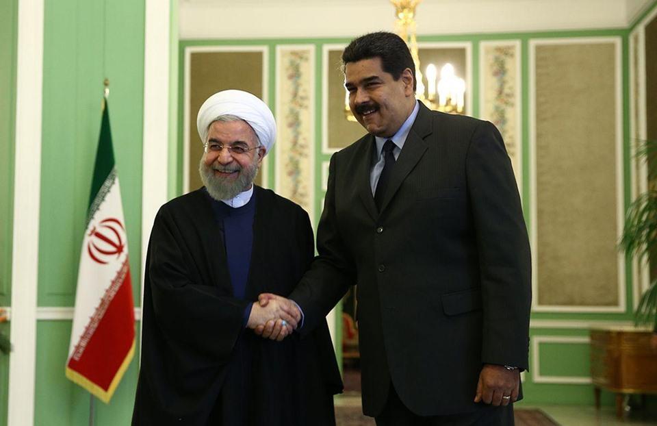 فنزويلا وايران يبحثان أزمة سعر النفط - 01- فنزويلا وايران يبحثان أزمة سعر النفط - الاناضول