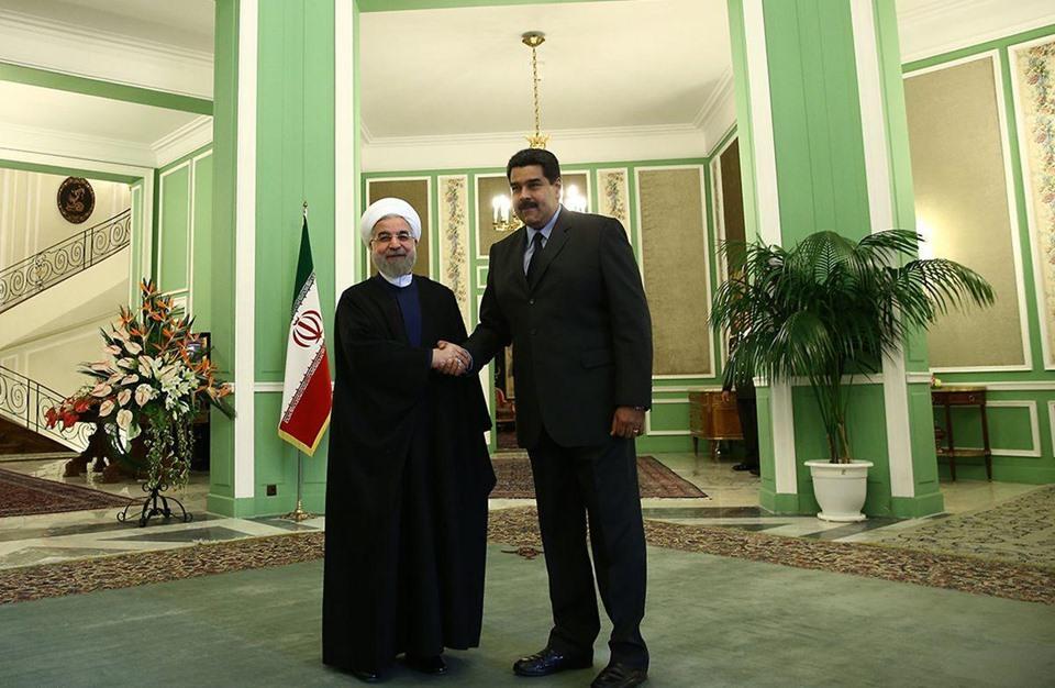 فنزويلا وايران يبحثان أزمة سعر النفط - 02- فنزويلا وايران يبحثان أزمة سعر النفط - الاناضول