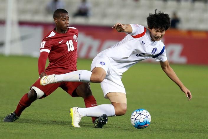 كوريا الجنوبية تلحق باليابان في نهائي آسيا - 02- كوريا الجنوبية تلحق باليابان في نهائي آسيا - الاناض