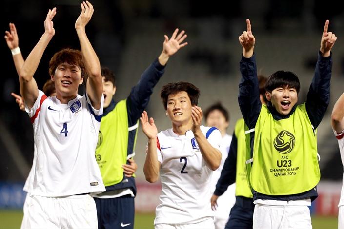 كوريا الجنوبية تلحق باليابان في نهائي آسيا - 06- كوريا الجنوبية تلحق باليابان في نهائي آسيا - الاناض