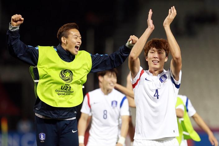 كوريا الجنوبية تلحق باليابان في نهائي آسيا - 07- كوريا الجنوبية تلحق باليابان في نهائي آسيا - الاناض