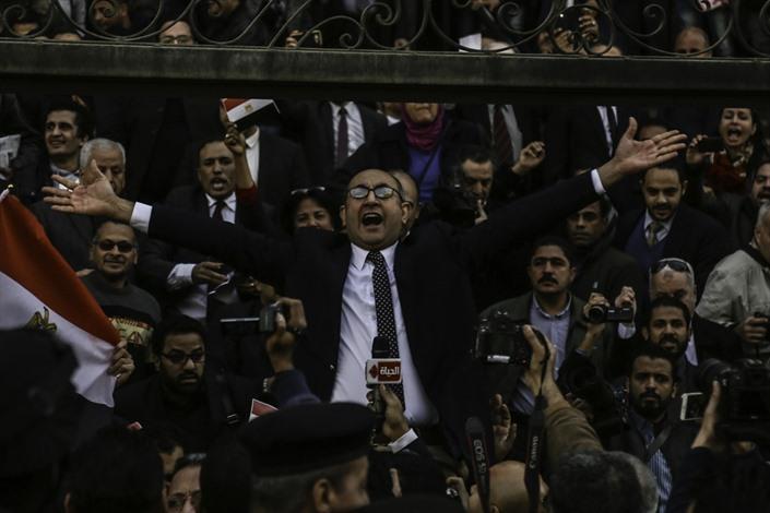صدور حكم نهائي بمصرية الجزيرتين - 03- صدور حكم نهائي بمصرية الجزيرتين - الاناضول