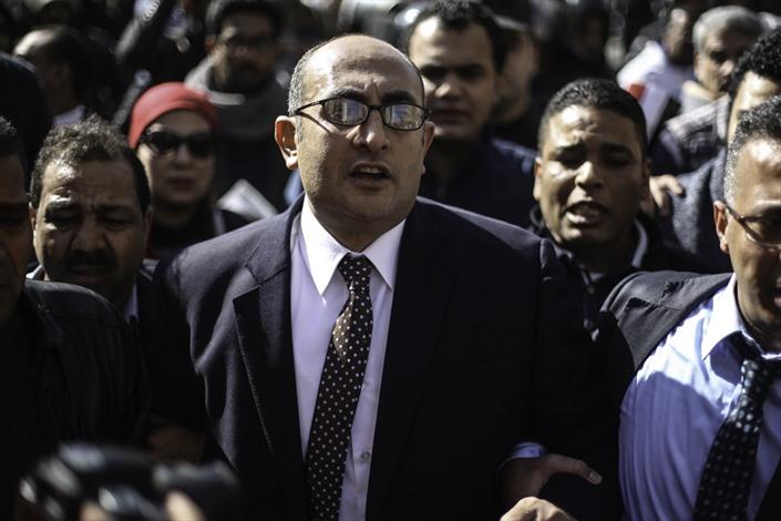 صدور حكم نهائي بمصرية الجزيرتين - 04- صدور حكم نهائي بمصرية الجزيرتين - الاناضول