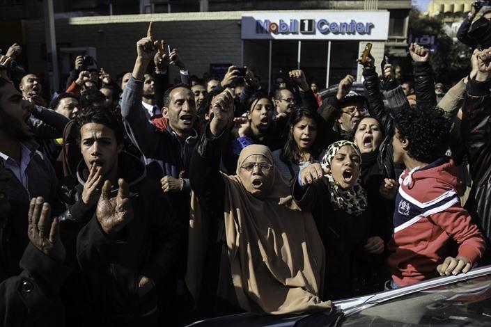 صدور حكم نهائي بمصرية الجزيرتين - 06- صدور حكم نهائي بمصرية الجزيرتين - الاناضول