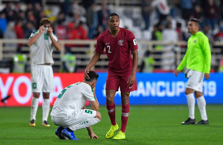 قطر والعراق- جيتي