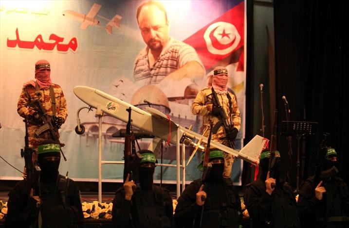 حفل تأبين للزواري في غزة - 01- حفل تأبين للزواري في غزة - الاناضول