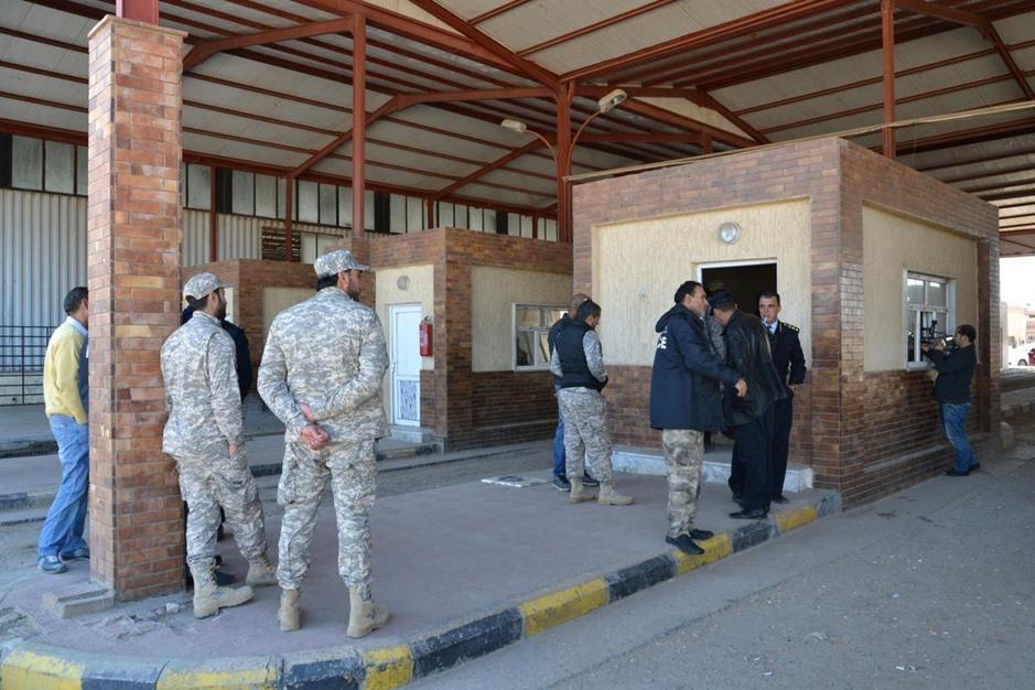 استئناف تصدير السلع الليبية لتونس - 02- استئناف تصدير السلع الليبية لتونس - الاناضول