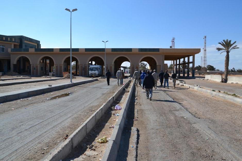 استئناف تصدير السلع الليبية لتونس - 03- استئناف تصدير السلع الليبية لتونس - الاناضول