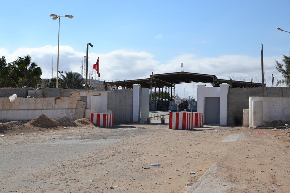 استئناف تصدير السلع الليبية لتونس - 04- استئناف تصدير السلع الليبية لتونس - الاناضول