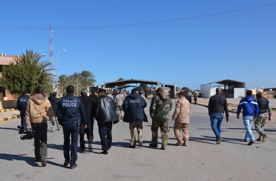 استئناف تصدير السلع الليبية لتونس - 05- استئناف تصدير السلع الليبية لتونس - الاناضول