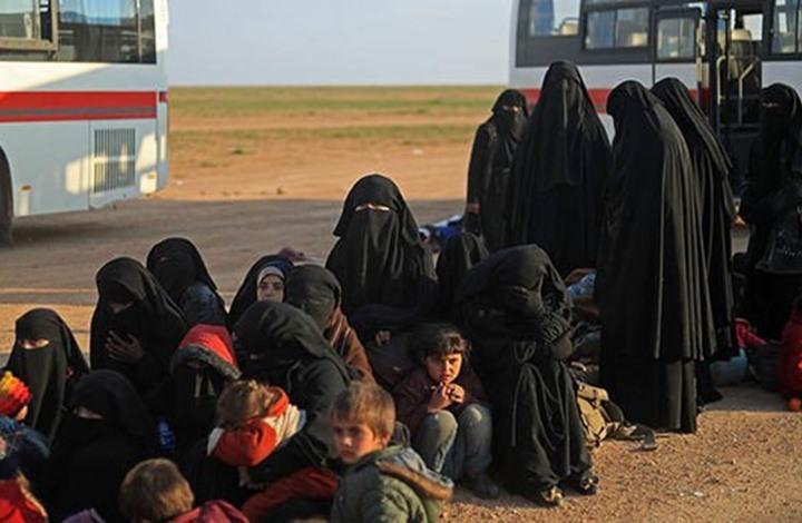 نساء تنظيم الدولة - جيتي