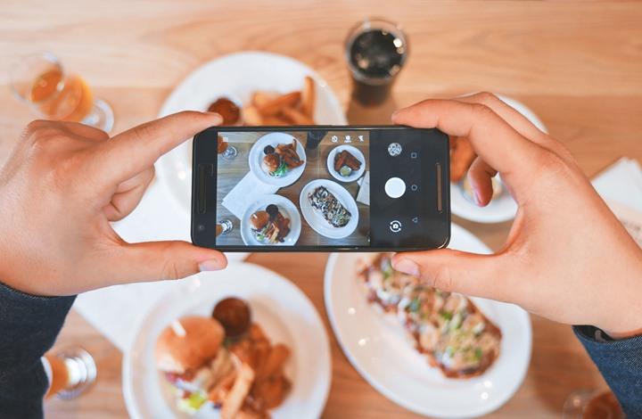 تصوير الطعام مواقع التواصل- pixabay.