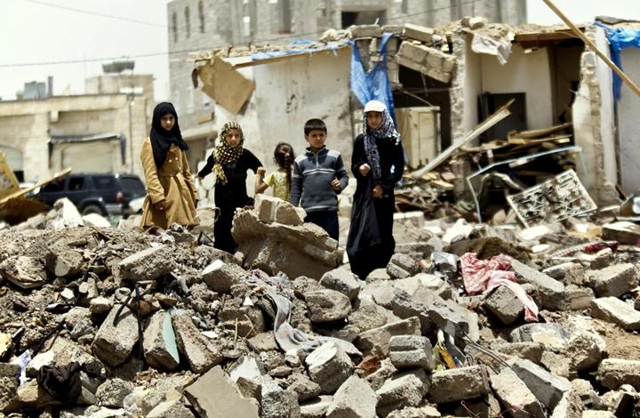 حرب اليمن- الأورومتوسطي