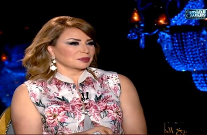 إيناس الدغيدي- القاهرة والناس