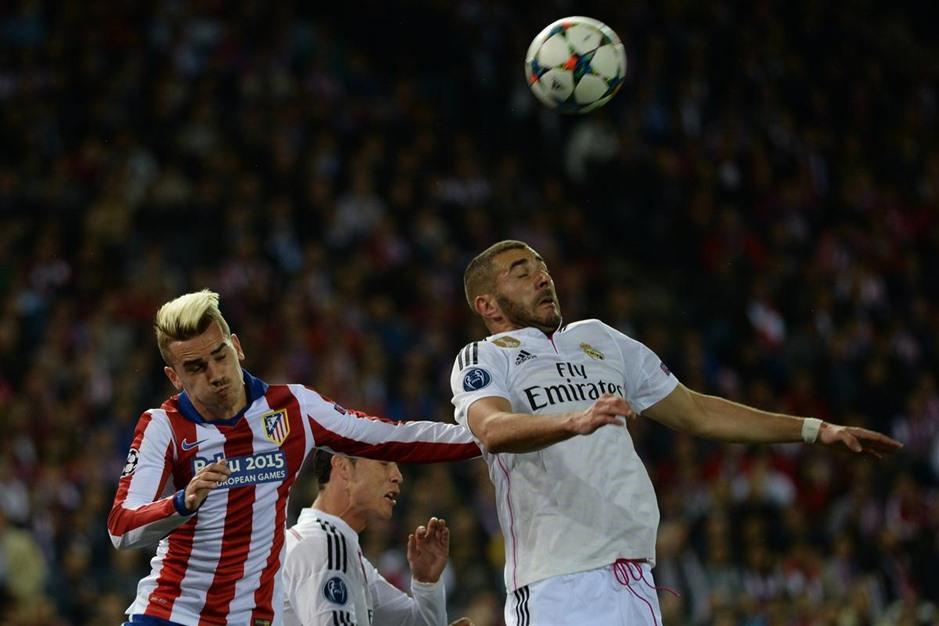 كلاسيكو مدريد واتلتيكو ينتهي بالتعادل السلبي - 02- كلاسيكو مدريد واتلتيكو ينتهي بالتعادل السلبي - ال