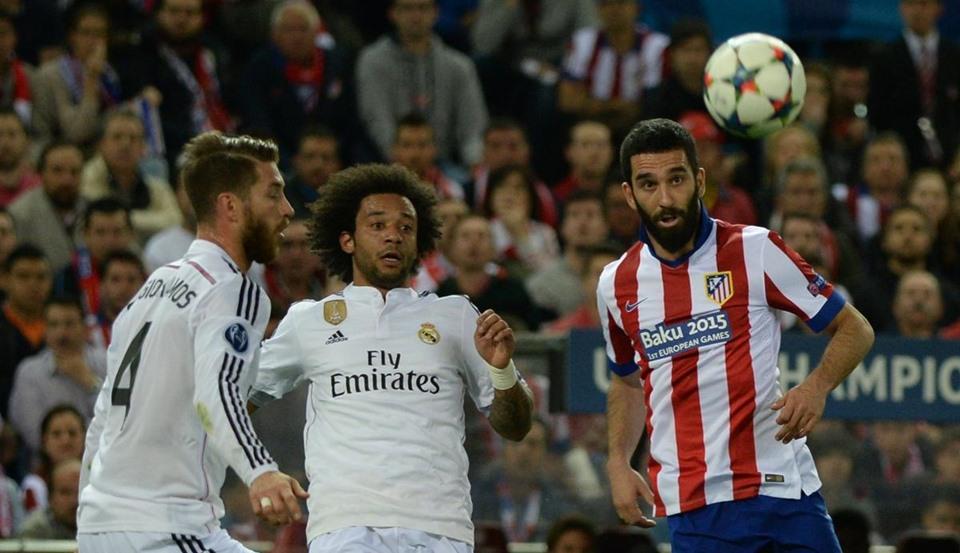 كلاسيكو مدريد واتلتيكو ينتهي بالتعادل السلبي - 03- كلاسيكو مدريد واتلتيكو ينتهي بالتعادل السلبي - ال
