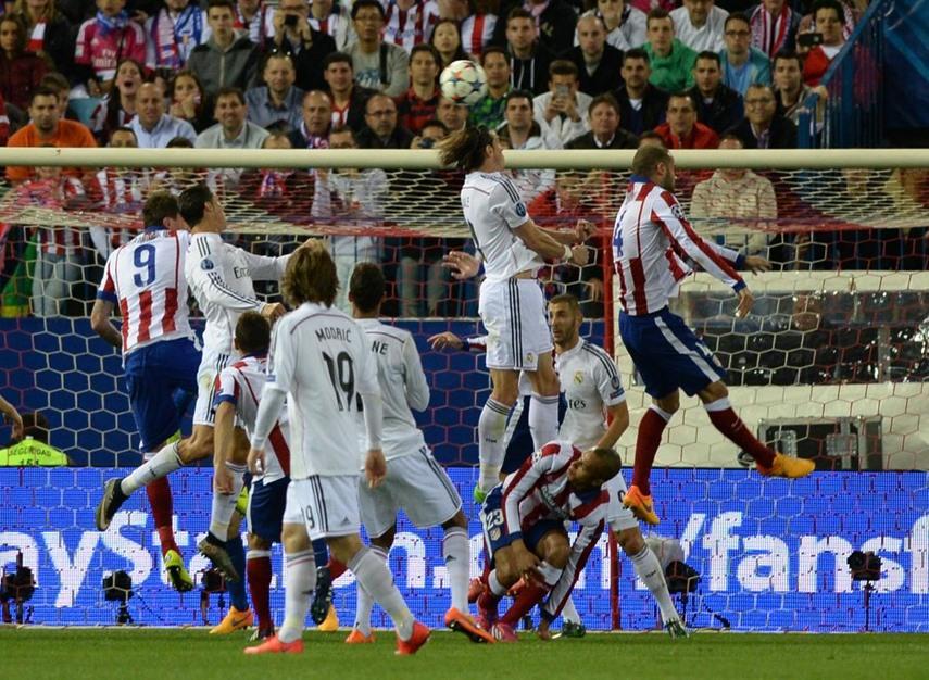 كلاسيكو مدريد واتلتيكو ينتهي بالتعادل السلبي - 05- كلاسيكو مدريد واتلتيكو ينتهي بالتعادل السلبي - ال
