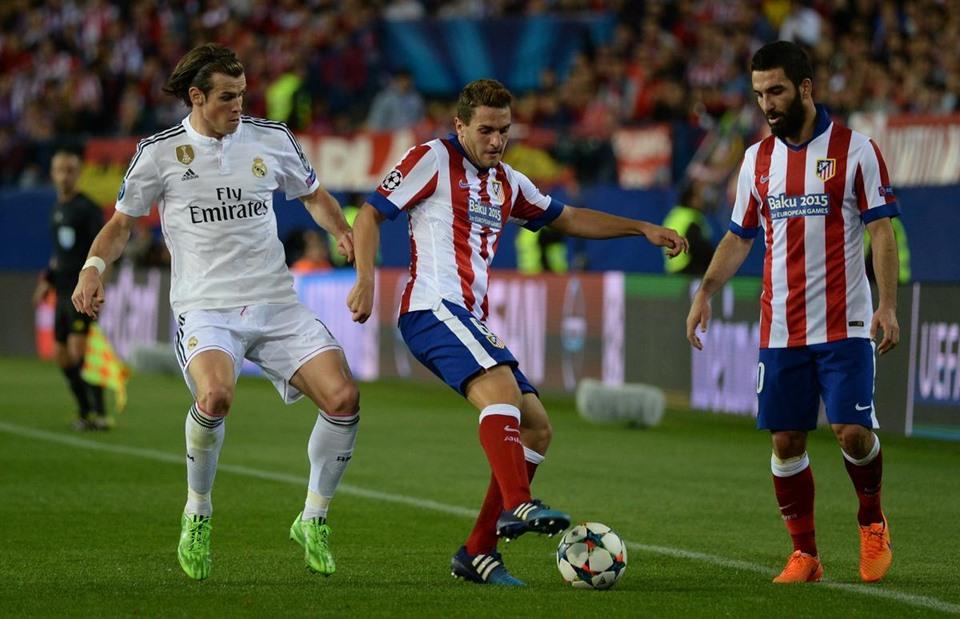 كلاسيكو مدريد واتلتيكو ينتهي بالتعادل السلبي - 08- كلاسيكو مدريد واتلتيكو ينتهي بالتعادل السلبي - ال