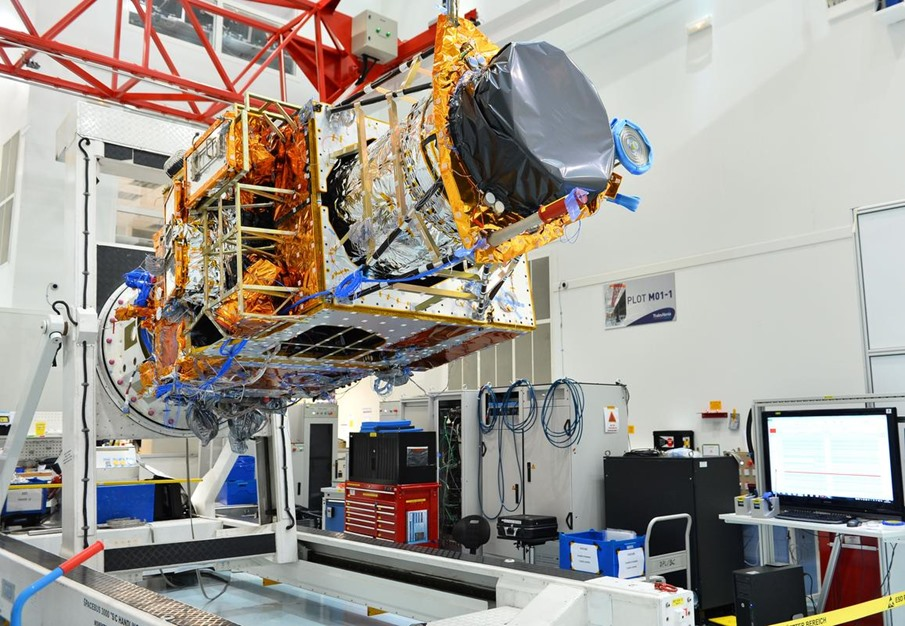القمر الصناعي التركي كوكتورك-1 - 01- القمر الصناعي التركي كوكتورك-1 - الاناضول