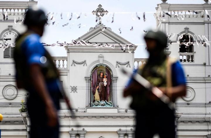 هجمات سريلانكا- جيتي