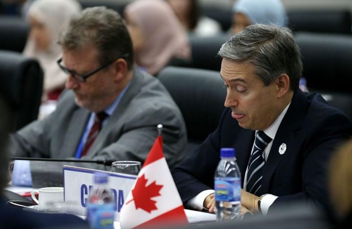 وزير الخارجية الكندي- جيتي