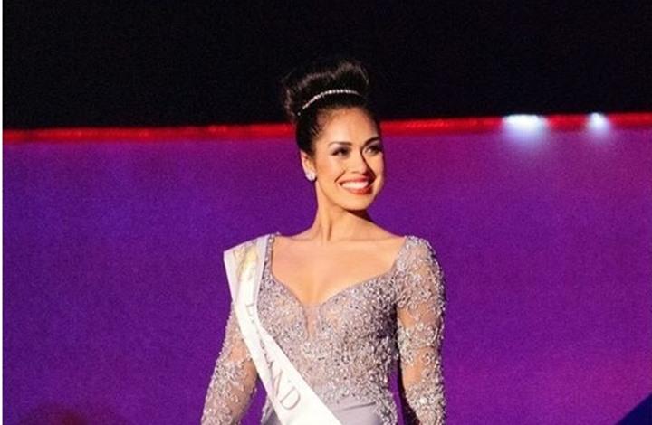 ملكة جمال بريطانيا بشا موخيرجي- صفحتها فيسبوك