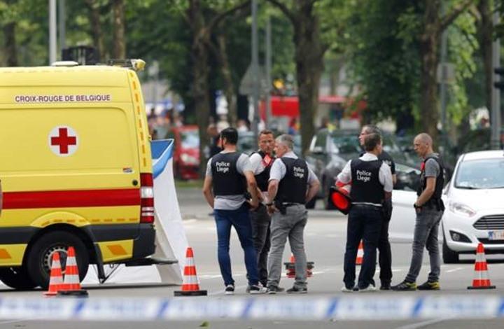 هجوم بلجيكا- رويترز