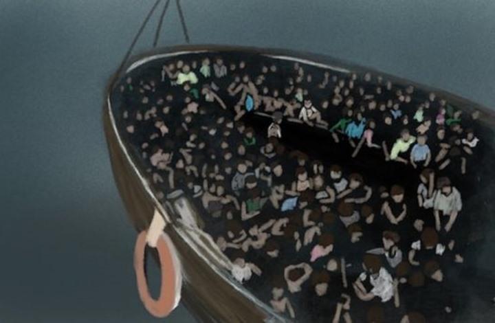 الروهينغيا البحر- بي بي سي
