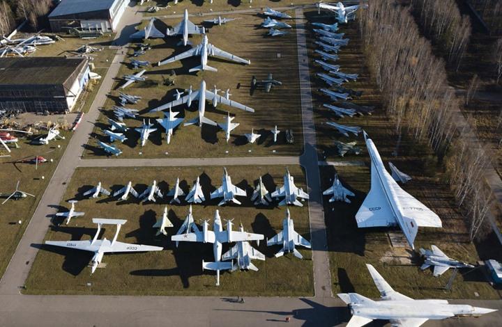 طائرات روسية- فليكر