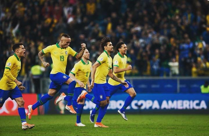 منتخب البرازيل- الموقع الرسمي