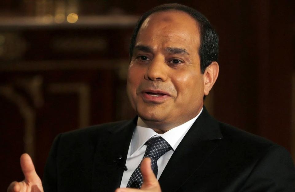 السيسي: لن نسمح بتحويل سيناء قاعدة لتهديد إسرائيل