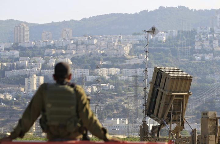 تنظيم الدولة يتبنى إطلاق صواريخ على الاحتلال الإسرائيلي