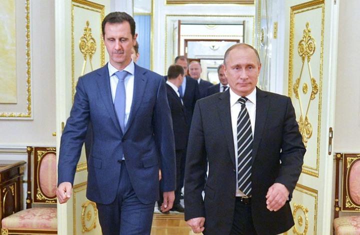 التايمز: هل تخلى بوتين عن الأسد؟