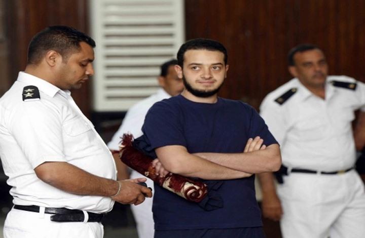 """محكمة تقر للمرة الثانية استمرار حبس """"نجل البلتاجي"""" 5 سنوات"""