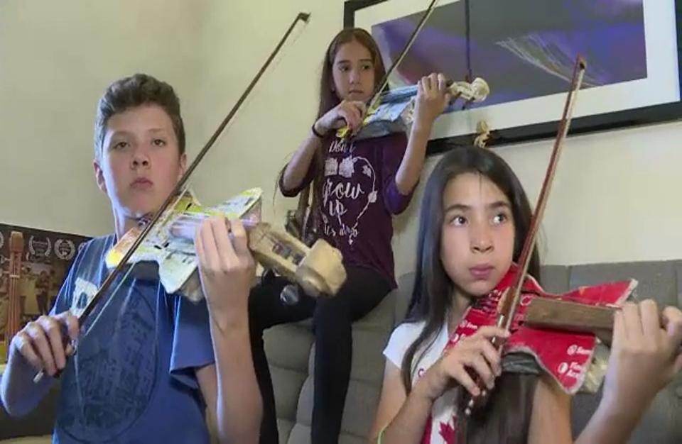 فرقة موسيقية تخرج من رحم المعاناة في باراغواي إلى العالمية