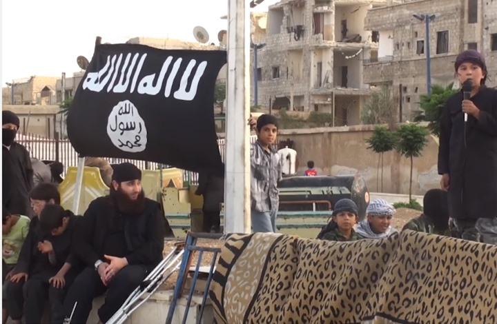 """أنباء عن وصول قادة عرب من """"داعش"""" لمخيم اليرموك بدمشق"""