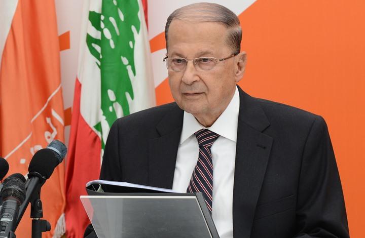 رئيس لبنان يتهم إسرائيل باغتيال أحد رجال أعمال بلاده