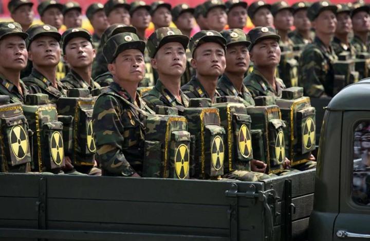 حشودات عسكرية لكوريا الشمالية قرب حدود جارتها الجنوبية