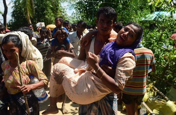 """مطالب دولية بإحالة جرائم ميانمار إلى """"الجنائية"""""""