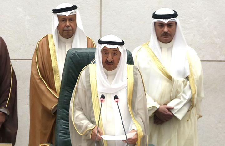 أمير الكويت: نواجه تحديات غير مسبوقة بعد تراجع أسعار النفط