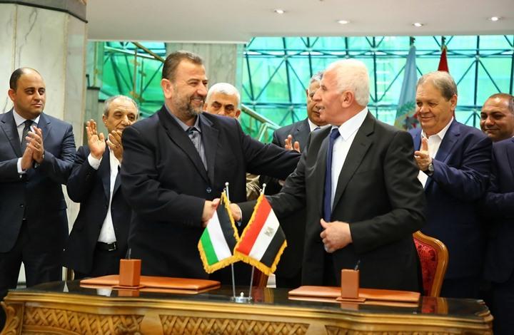 صحيفة: اجتماع قريب بين عباس وهنية بالقاهرة لبحث المصالحة