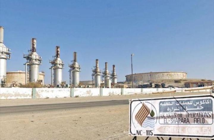 الدفاع الليبية تحذر من استغلال المرتزقة لمصادر الطاقة بالبلاد