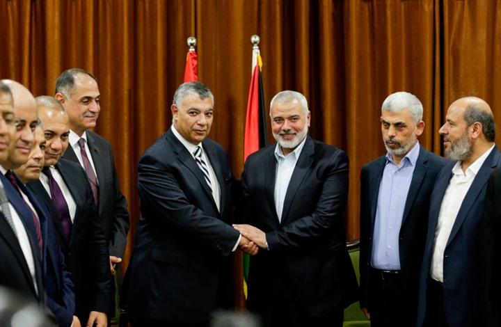 """""""عربي21"""" تنفرد بنشر تفاصيل مباحثات الوفد المصري مع حماس"""