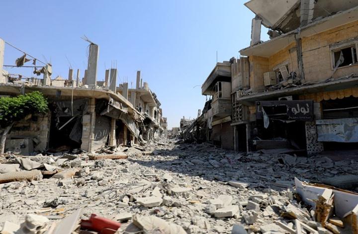 صندي إكسبرس: هل يؤكد سقوط الرقة نهاية تنظيم الدولة؟