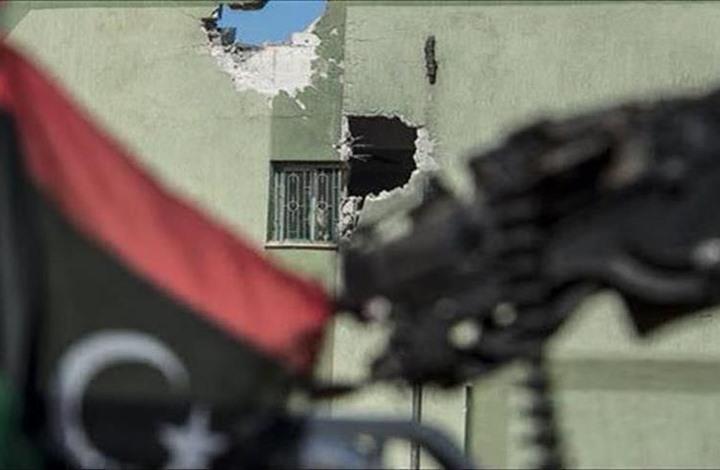 نزاعات متفرقة ومعارك طاحنة عاشتها ليبيا في 2017