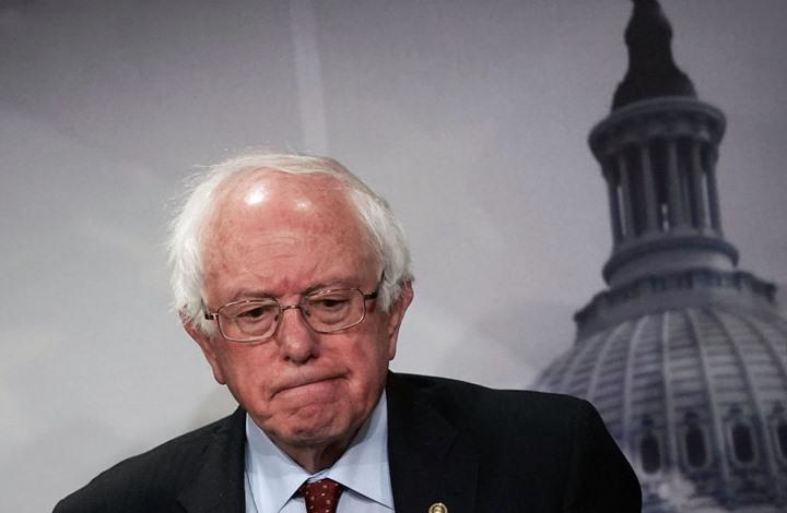 ساندرز يتفوق على بايدن في نوايا تصويت الديمقراطيين بأمريكا