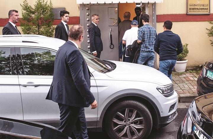 أنقرة ستطرد قنصل الرياض إن لم تأذن لها بتفتيش القنصلية